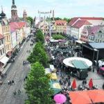 Cottbus feiert an diesem Wochenende Stadtfest