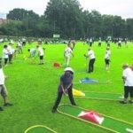 Deutsch-polnisches Sportfest für Senioren