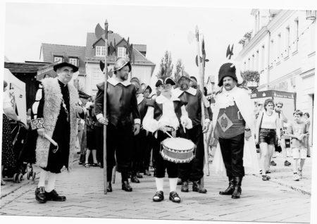 Damals war's: Egon Wochatz war das Gesicht seiner Stadt Spremberg
