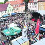 Senftenberger Peter-und-Paul-Markt vom 28. bis 30.  Juni