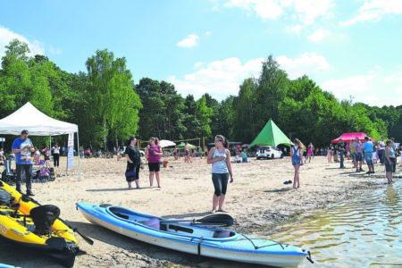 Strandfest am Deulowitzer See