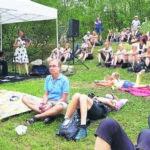 Der siebte Streich: radeln & Musik