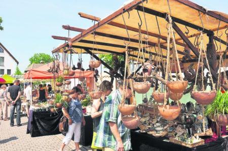 40 Töpfer zeigen ihre Handwerkskunst