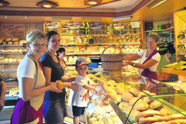 Es duftet wieder in der Frauendorfer Bäckerei Günther