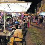 Senftenberger Nachtshopping: Kühle Drinks und heiße Aktionen