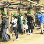 Jugendliche aus sechs Ländern zu Gast in Senftenberg