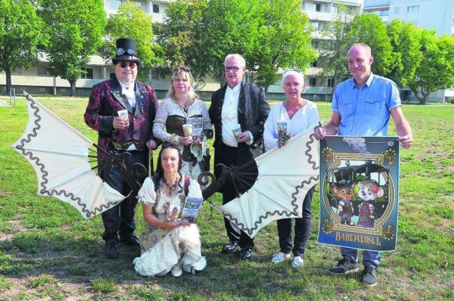 Forst im Zeitreise-Fieber - Festival am 7. September 2019