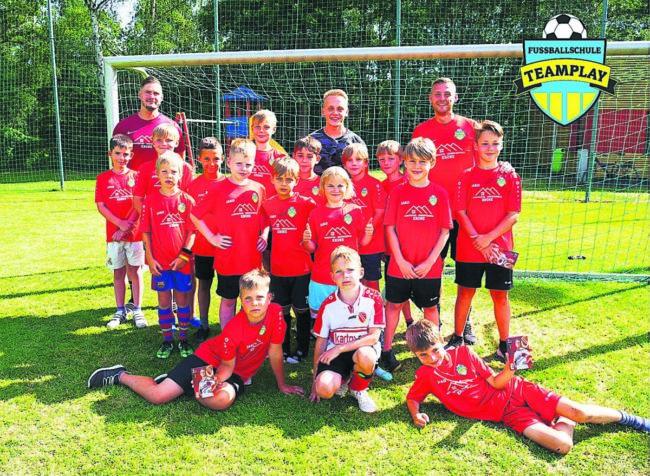 Im Sport können Kinder für das Leben lernen