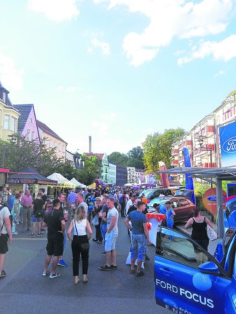 Heimatfest in der Perle der Lausitz