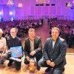 Willkommensparty für über 500 Jugendliche im Handwerk