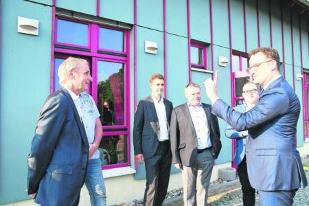 Minister Spahn hat klare Worte im Dialog