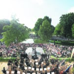 Theater und Musik in Pücklers Park