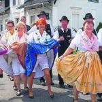 Heimatfest in Burg: Feuerwerk, Festumzug und neues Königspaar
