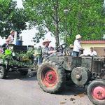 Dorffest in Drieschnitz