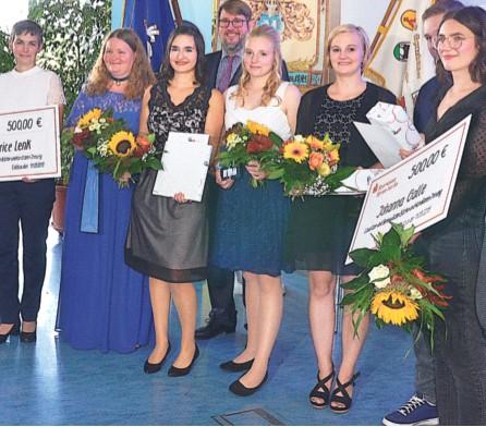 Cottbus: Feierliche Freisprechung