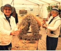 Cottbus Herbstmarkt mit Hoheiten und Tieren