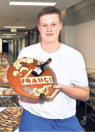 Angehender Bäcker aus Forst geehrt
