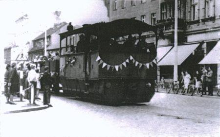 """Damals war's Forst: Die letzte Fahrt der """"Schwarzen Jule"""""""