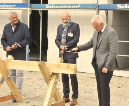 Cottbus: Richtfest der CTK-Kita