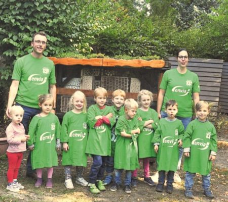 Cottbus: envia hilft Kindergarten