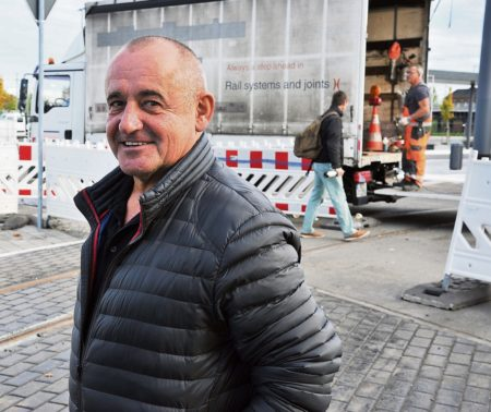 Cottbus: Ab Montag rollt's: Freie Fahrt zum  HAUPT- bahnhof