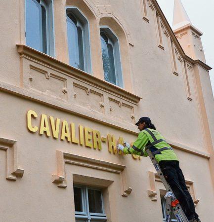 Cottbus: Sanierung Cavalier-Haus