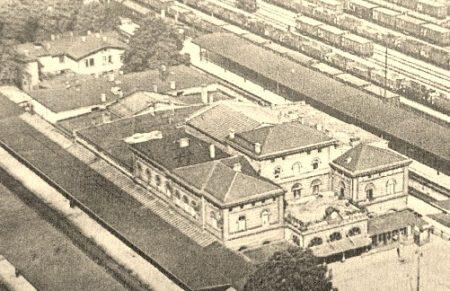 Bilder aus dem alten Cottbus: Ein Kleinod der Bahnhofsarchitektur