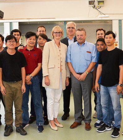 Cottbus: Exportschlager Berufsausbildung
