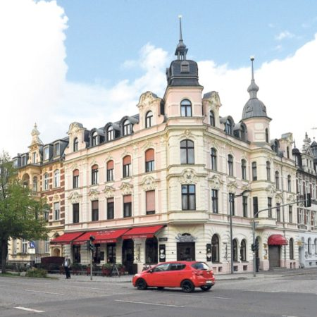 Cottbus: Geradewegs Richtung Westen