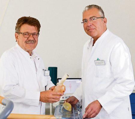 Senftenberg: Gefäß- und Herzmedizin plastisch
