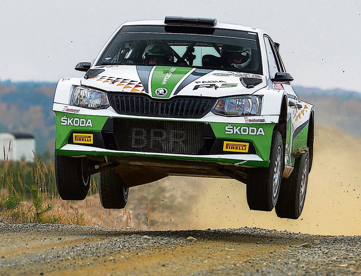 Boxberg: Internationale Lausitz-Rallye startet