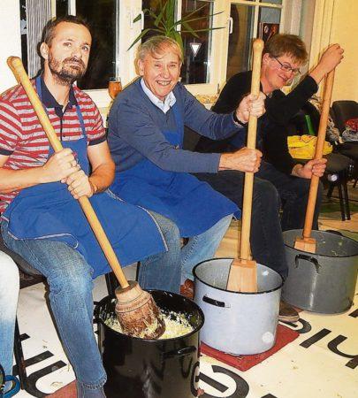 Terpe feiert wieder Sauerkrautfest