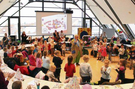 30 Jahre Kinderrechte in Senftenberg