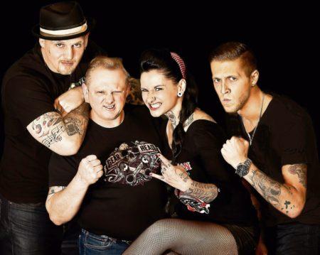 Forst: Rockmusik & Burlesque