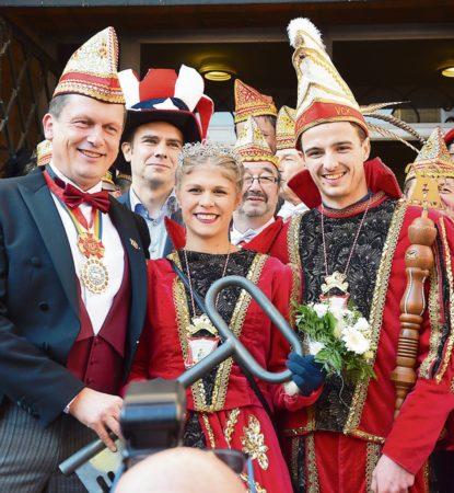Cottbus: Eröffnung Karneval