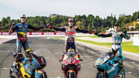 Region: MotoGP Weltmeister