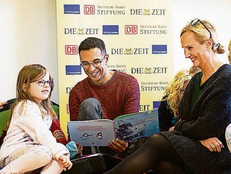 Region: Geschichten lesen und gut zuhören