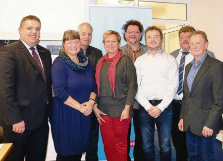 Kreishandwerkerschaft mit neuem Vorstand