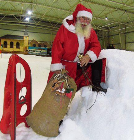 OSL: Weihnachtsmanntreffen