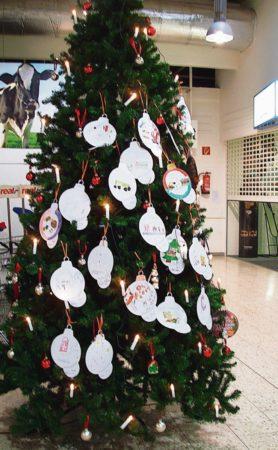 Wunschbaum Aktion für Kinder in Kolkwitz