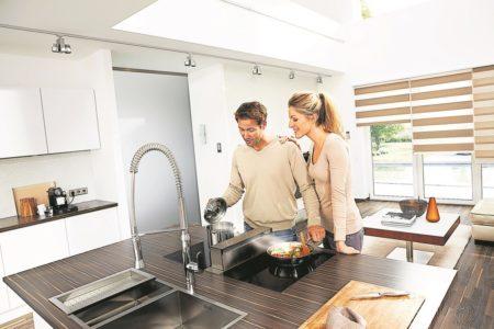 Region: Die Küche ist mehr als ein Arbeitsraum