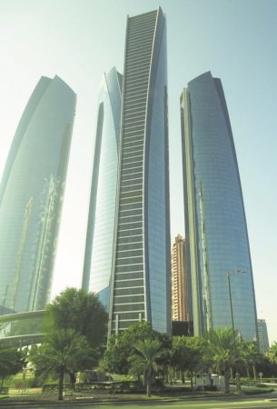 Abu Dhabi - Reichtum im Grünen