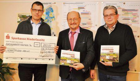 KWG hilft Senftenberger Verein