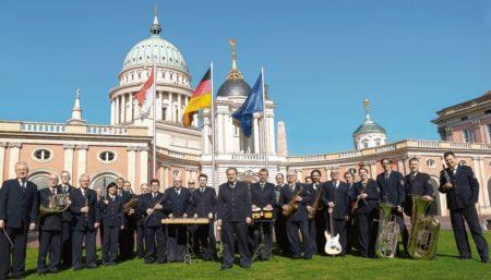 Landespolizeiorchester in Forst