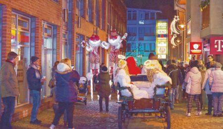 Weihnachtsglanz in Senftenberg