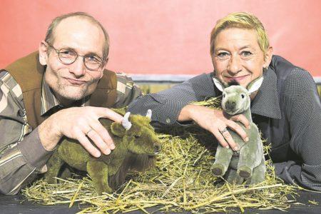 Familientag mit Theaterführung und anschließender Lesung in Senftenberg