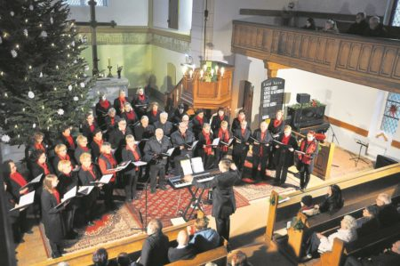 Christfest in Groß Gaglow