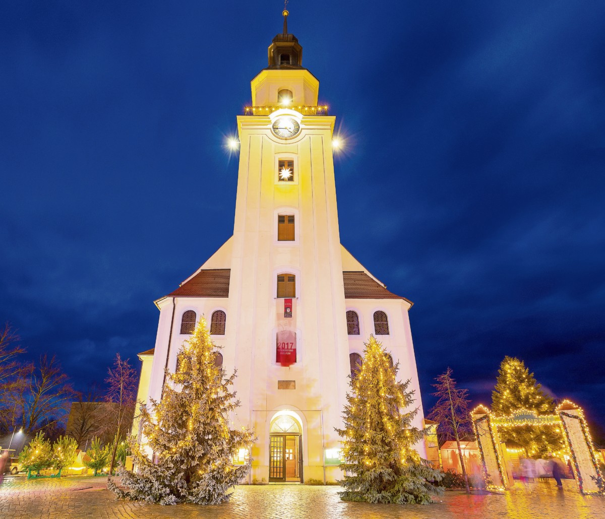 Adventsfest an Forster Kirche