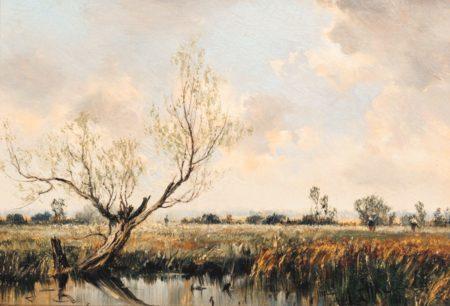 Region: Heimat - dem Maler F. Lattke zum 125. Geburtstag