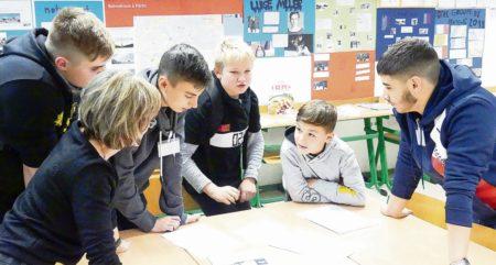 Senftenberg: Dr.-Rindt-Oberschule öffnete Türen